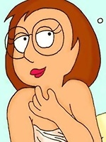 Virgin Meg Griffin gets Aang's dick fired up. Family Guy Sex Toons.